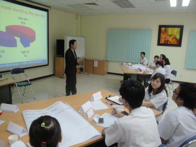 CHECK Đào Tạo Kỹ Năng Giao Tiếp Cho Công Ty SYM Việt Nam