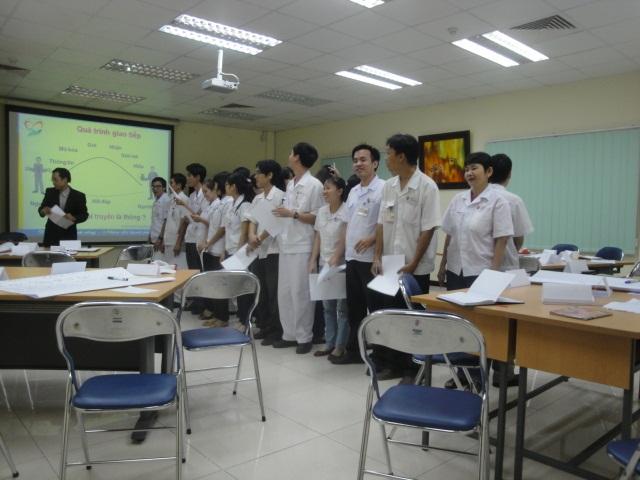 DSC04780 CHECK Đào Tạo Kỹ Năng Giao Tiếp Cho Công Ty SYM Việt Nam