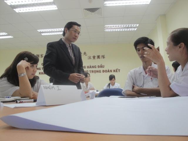 DSC04796 CHECK Đào Tạo Kỹ Năng Giao Tiếp Cho Công Ty SYM Việt Nam
