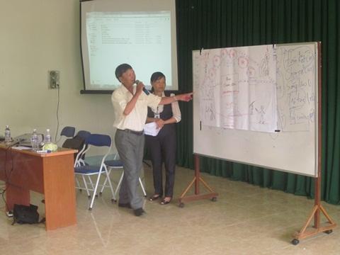 IMG 3398 Đào Tạo Về Văn Hóa Doanh Nghiệp Công Ty Điện Lực Nam Buôn Mê Thuột