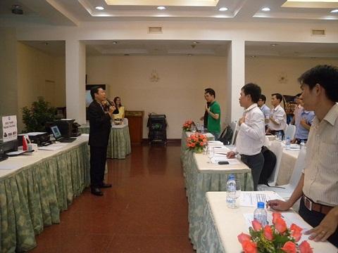 Đào Tạo Kỹ Năng Cho Nhân Viên Công Ty HP Việt Nam