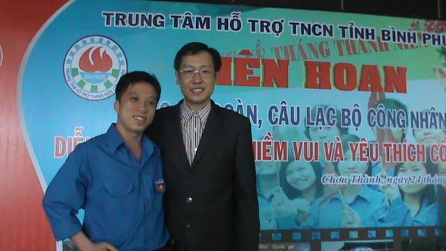 cuoc song dung nghia dao tao tai binh phuoc 2 Đào Tạo Kỹ năng tìm thấy niềm vui trong công việc tại khu công nghiệp Bình Phước