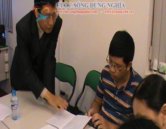 cuoc song dung nghia dao tao ky nang giao tiep 4 Đào tạo Kỹ năng giao tiếp hiệu quả ngày 24/03/2013