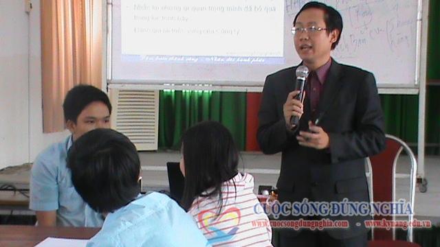 Đào tạo Kỹ năng phỏng vấn tuyển dụng CĐ KTCN TPHCM