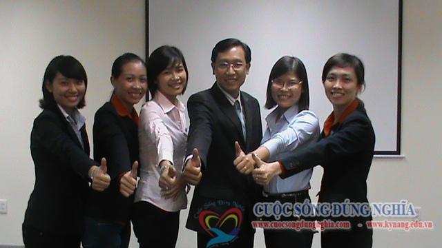 dao tao ky nang ban hang dam phan sacombank 10 Đào Tạo Kỹ Năng Đàm Phán Thương Lượng cho Sacombank HCM