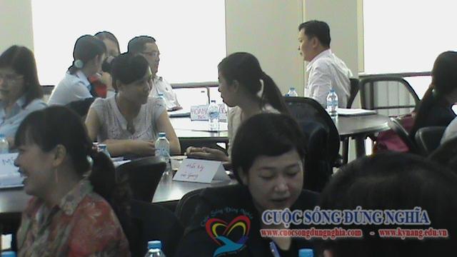 dao tao ky nang ban hang dam phan sacombank 2 Đào Tạo Kỹ Năng Đàm Phán Thương Lượng cho Sacombank HCM
