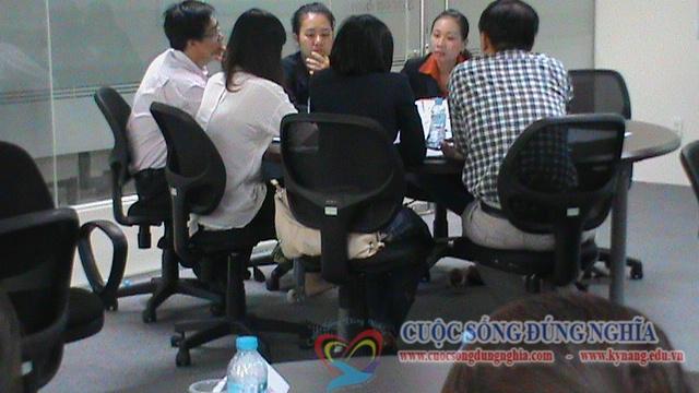 dao tao ky nang ban hang dam phan sacombank 6 Đào Tạo Kỹ Năng Đàm Phán Thương Lượng cho Sacombank HCM