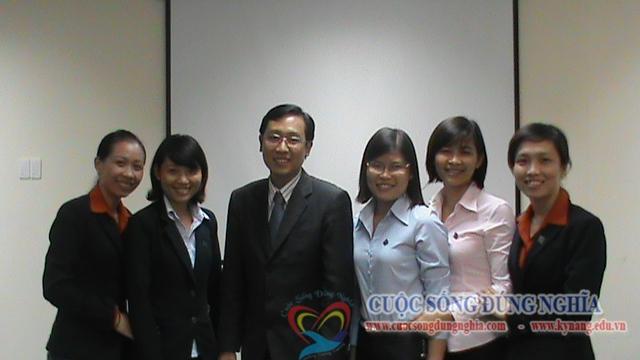 dao tao ky nang ban hang dam phan sacombank 9 Đào Tạo Kỹ Năng Đàm Phán Thương Lượng cho Sacombank HCM