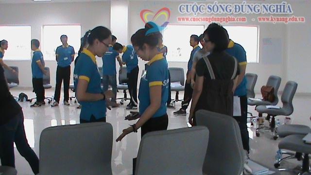 dao tao ky nang ban hang sacombank 11 Đào tạo Kỹ năng bán hàng cho Sacombank Chi nhánh Lào