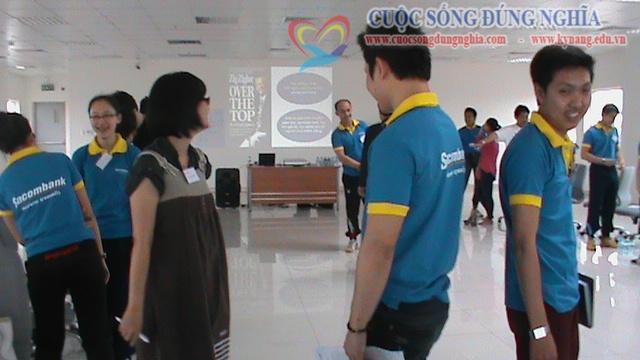 dao tao ky nang ban hang sacombank 12 Đào tạo Kỹ năng bán hàng cho Sacombank Chi nhánh Lào