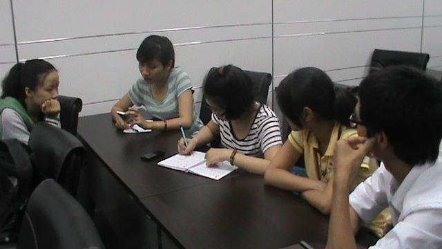 DSC02256 Đào Tạo Chuỗi Kỹ Năng Giao Tiếp, Thuyết Trình, Phỏng Vấn Cho FPT
