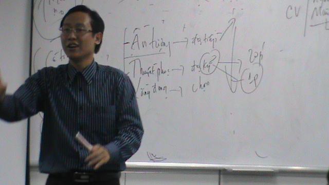 DSC02264 Đào Tạo Chuỗi Kỹ Năng Giao Tiếp, Thuyết Trình, Phỏng Vấn Cho FPT