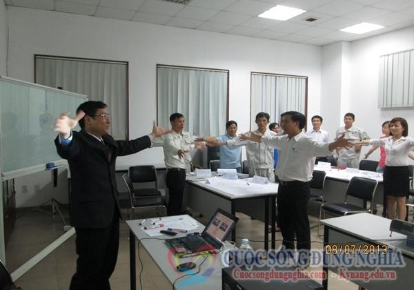 IMG 0847 Đào Tạo Kỹ Năng Phục Vụ Khách Hàng Cho Toyota Tân Cảng