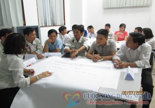 IMG 0863 Đào Tạo Kỹ Năng Phục Vụ Khách Hàng Cho Toyota Tân Cảng