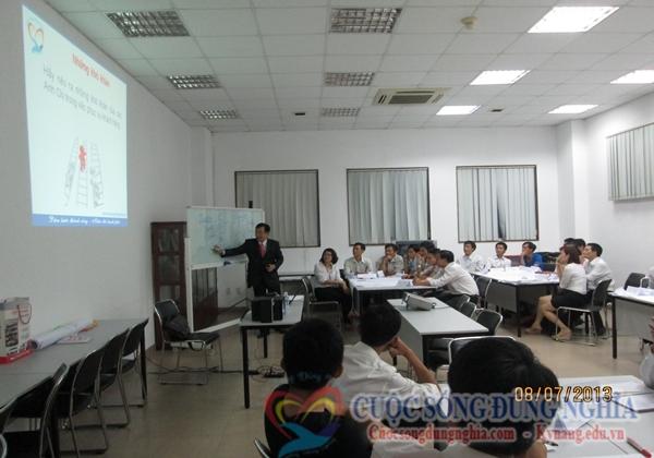 IMG 0874 Đào Tạo Kỹ Năng Phục Vụ Khách Hàng Cho Toyota Tân Cảng