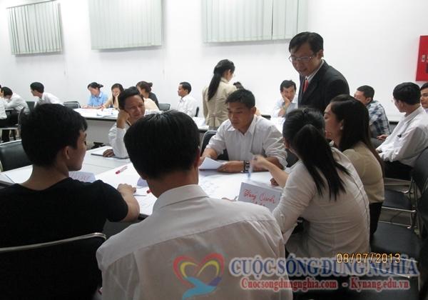IMG 0913 Đào Tạo Kỹ Năng Phục Vụ Khách Hàng Cho Toyota Tân Cảng