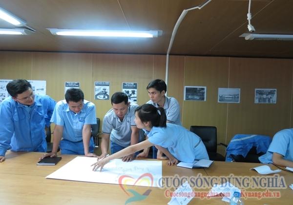 Đào Tạo Kỹ Năng Cho Tập Đoàn Thép Posco