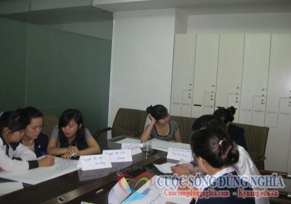 dao tao ky nang ban hang pranda 1 Đào Tạo Kỹ Năng Bán Hàng Tập Đoàn Nữ Trang Pranda