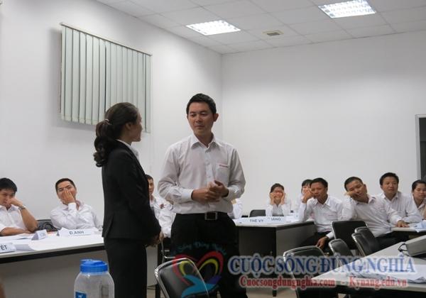 ky nang ban hang chuyen nghiep toyota 4 Đào Tạo Kỹ Năng Bán Hàng Chuyên Nghiệp Cho Toyota lần 2