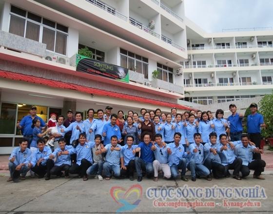 IMG 0120 Chương Trình TeamBuilding Sơn Tùng Coffee
