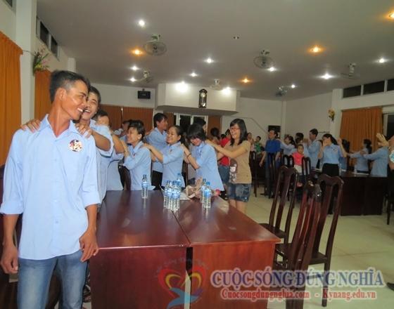 IMG 0122 Chương Trình TeamBuilding Sơn Tùng Coffee