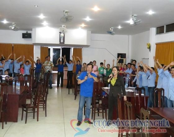 IMG 0148 Chương Trình TeamBuilding Sơn Tùng Coffee