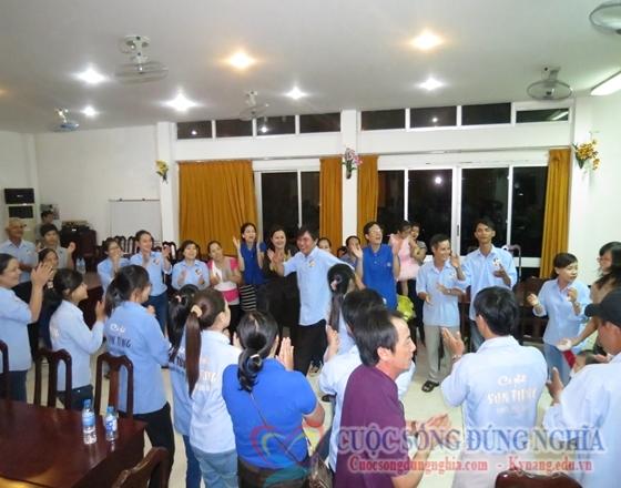 IMG 0372 Chương Trình TeamBuilding Sơn Tùng Coffee