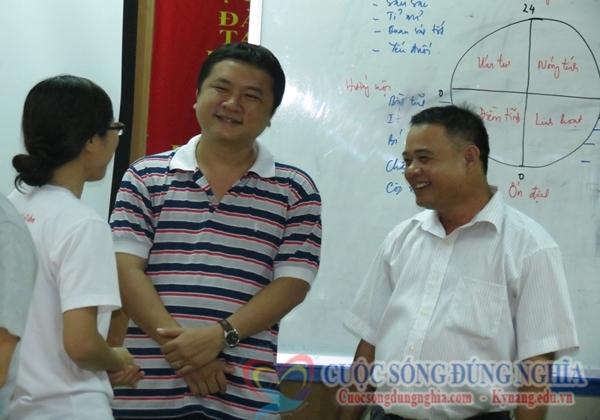 IMG 0829 Đào Tạo Kỹ Năng Giao Tiếp Cuộc Sống Đúng Nghĩa TP.HCM
