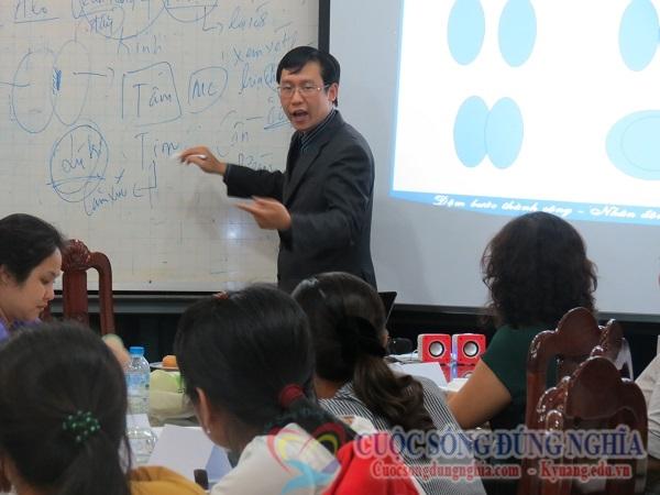dien gia tran dinh tuan dao tao buu dien 121 Đào Tạo Kỹ Năng Bán Hàng Cho Bưu Điện TP.HCM