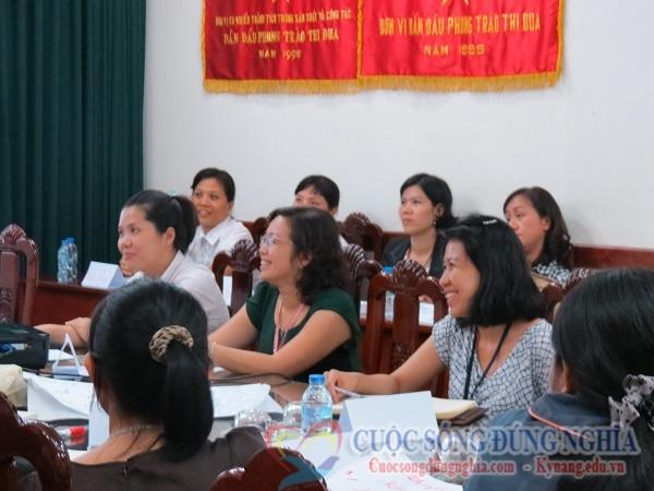 dien gia tran dinh tuan dao tao buu dien 5 Đào Tạo Kỹ Năng Bán Hàng Cho Bưu Điện TP.HCM