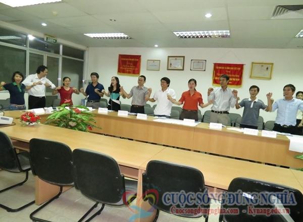 Đào Tạo Kỹ Năng Bán Hàng ngày 02-08-2013