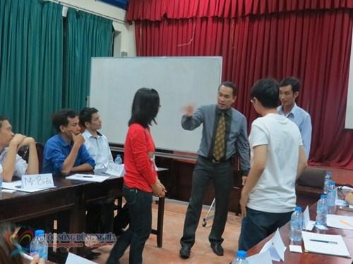 IMG 5553 Đào tạo khoá học giao tiếp ứng xử ngày 16,17,18/9/2013
