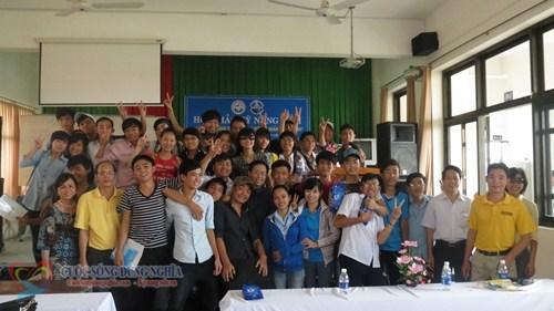IMG 5867 Đào tạo Kỹ năng Tổ Chức Công Việc và Quản Lý Thời Gian tại Trường CĐ Nghề TP.HCM