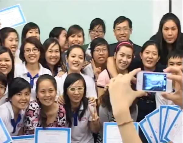 dulichviet3 Đào tạo kỹ năng giao tiếp và bán hàng hiệu quả cho Du Lịch Việt