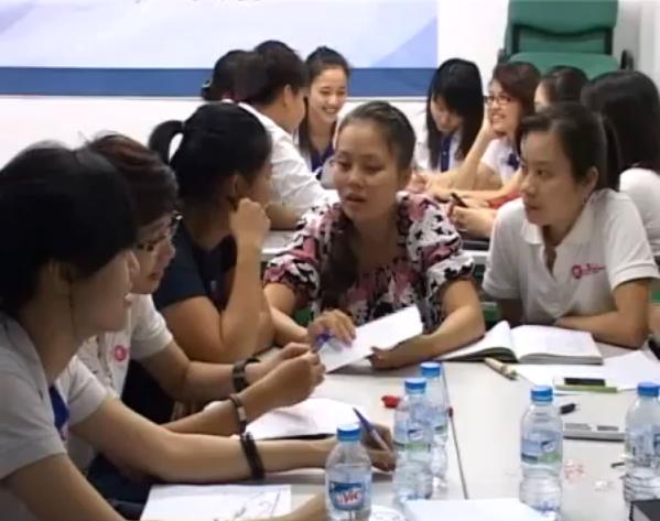 dulichviet7 Đào tạo kỹ năng giao tiếp và bán hàng hiệu quả cho Du Lịch Việt