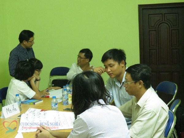 kem cap ky nang thuyet trinh 3 Đào tạo   Kèm cặp về Kỹ Năng Thuyết Trình ngày 7, 8, 9/10/2013