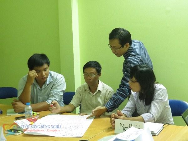 kem cap ky nang thuyet trinh 4 Đào tạo   Kèm cặp về Kỹ Năng Thuyết Trình ngày 7, 8, 9/10/2013