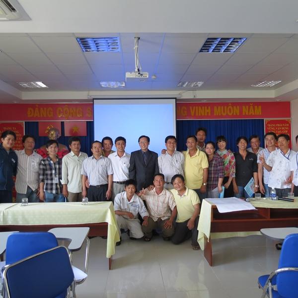 Đào Tạo Kỹ Năng Giao Tiếp Với Khách Hàng Cho Điện Lực Duyên Hải