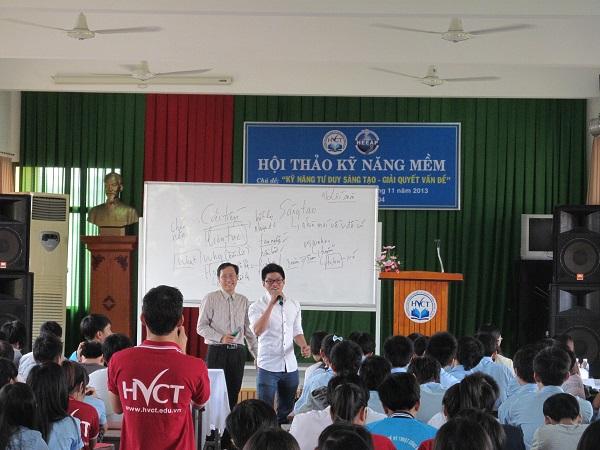 Đào tạo Kỹ Năng Tư Duy Sáng Tạo, Giải Quyết Vấn Đề CĐ Nghề TPHCM