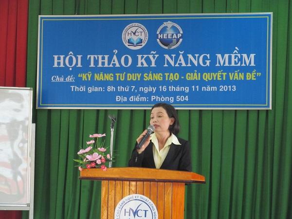 dao tao marketing 2 Đào tạo Kỹ Năng Tư Duy Sáng Tạo, Giải Quyết Vấn Đề CĐ Nghề TPHCM