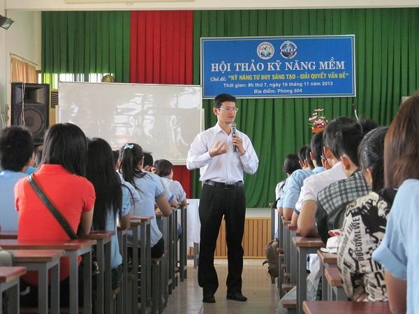 dao tao marketing 4 Đào tạo Kỹ Năng Tư Duy Sáng Tạo, Giải Quyết Vấn Đề CĐ Nghề TPHCM