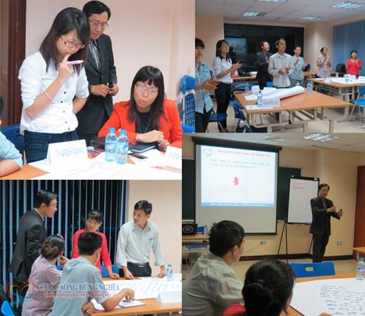 thuyet trinh tai ha no 1i Kèm cặp Kỹ năng thuyết trình tại Hà Nội ngày 04 06/11/2013