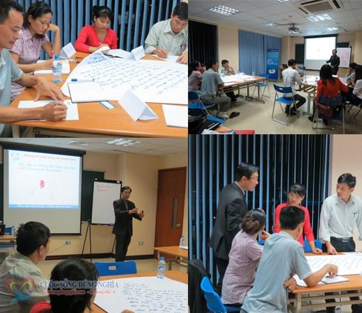 thuyet trinh tai ha noi 5 Kèm cặp Kỹ năng thuyết trình tại Hà Nội ngày 04 06/11/2013