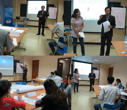 thuyet trinh tai ha noi Kèm cặp Kỹ năng thuyết trình tại Hà Nội ngày 04 06/11/2013