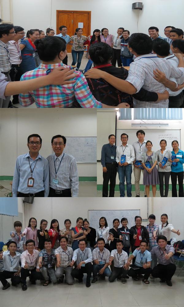 viettel 3 Đào tạo Kỹ Năng Tham Vấn Tâm Lý Qua Điện Thoại tại Tập Đoàn Viettel