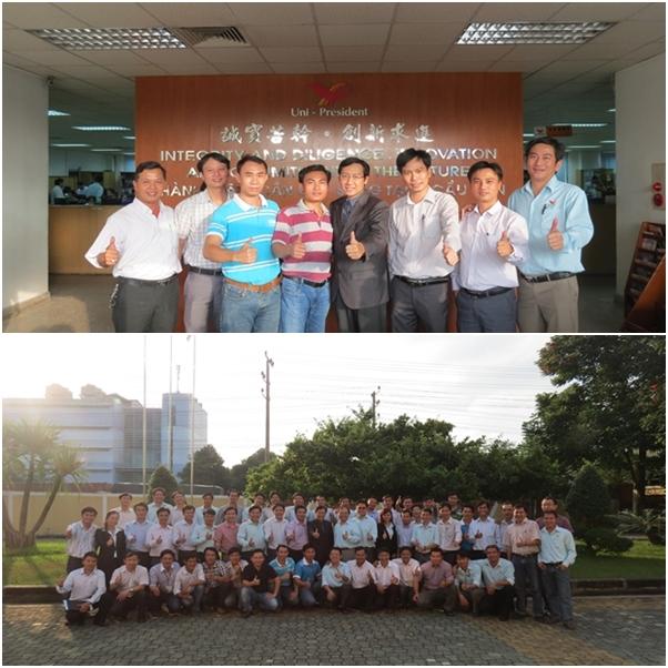 Đào Tạo Kỹ Năng Quản Lý Nhân Viên Và Chăm Sóc Khách Hàng Cho Sale Manager Uni-President