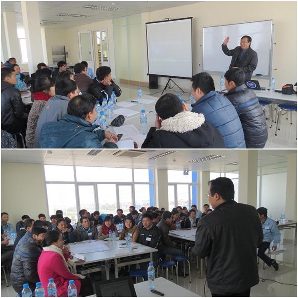ky nang giao tiep 12 Đào tạo  Kỹ năng giao tiếp chuyên nghiệp cho SITC   Đình Vũ Hải Phòng