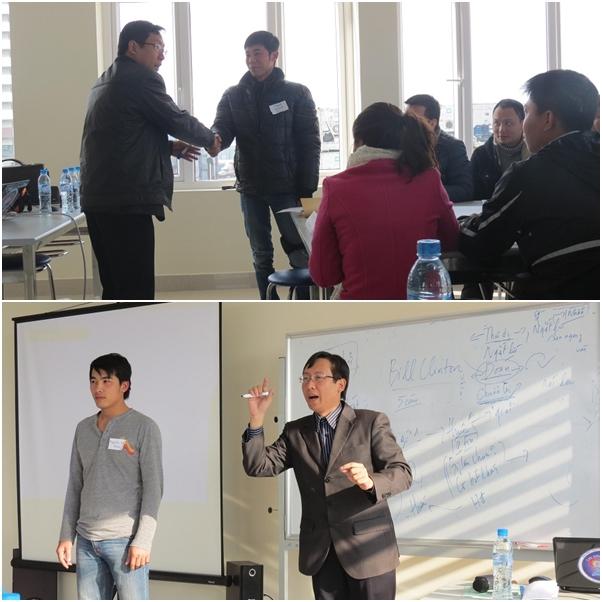 ky nang giao tiep 4 Đào tạo  Kỹ năng giao tiếp chuyên nghiệp cho SITC   Đình Vũ Hải Phòng