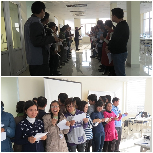 ky nang giao tiep 5 Đào tạo  Kỹ năng giao tiếp chuyên nghiệp cho SITC   Đình Vũ Hải Phòng