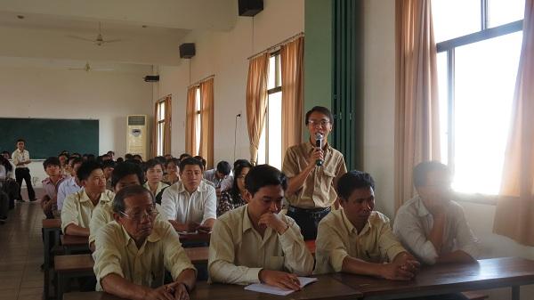 tu duy sang tao 7 Đào tạo Kỹ năng tư duy sáng tạo Cho cán bộ Trường CĐ nghề TP.HCM